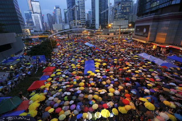 protest hongkong